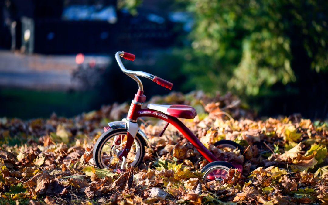 Quand j'ai jeté le petit vélo de mon fils contre un mur…