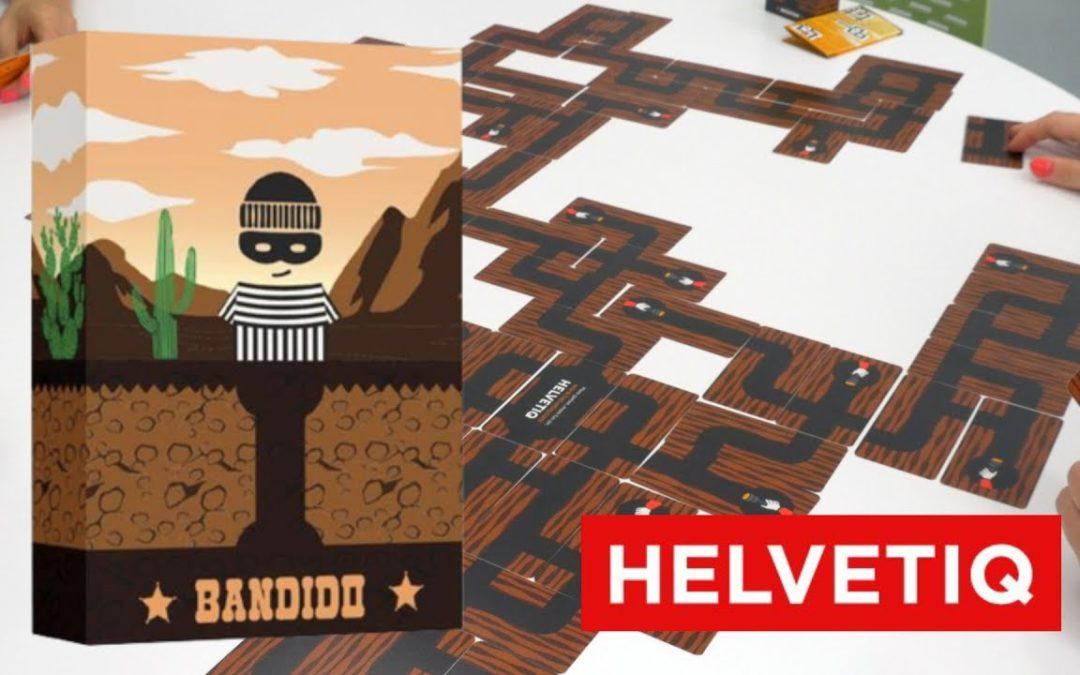 Bandido – jeu coopératif – 15 minutes, dès 6 ans