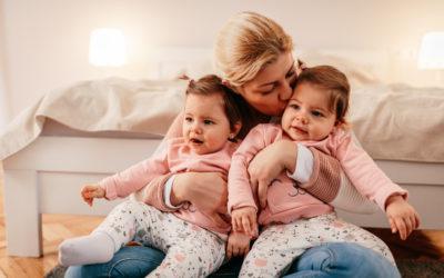 Éduquer des jumeaux sans s'épuiser: choisissez vos combats!