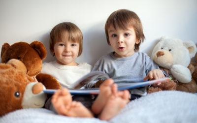 Quelques livres pour se préparer à accueillir des jumeaux