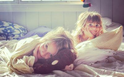 Mes enfants se réveillent toutes les nuits! Comment faire?