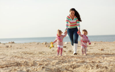 Vacances ressourçantes avec des jumeaux: mission impossible?